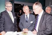 Wirtschaftsmesse Hannover: Zu Gast in der NWJ Wirtschaftslounge