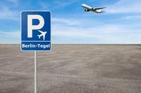 Flughafen-Parkplatz der Marke Airparks jetzt auch in Berlin-Tegel