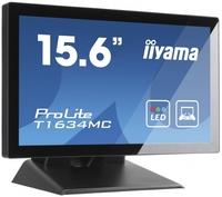 iiyama komplettiert seine breite Produktrange von Monitoren mit Touch-Funktionalität - Modelle von 15 bis 65 Zoll