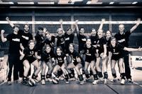 Zweitliga-Auftakt für das Volleyballteam DSHS SnowTrex Köln