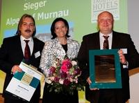 Alpenhof Murnau ist bestes Tagungshotel 2012