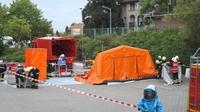Werbeartikel Dresden im Einsatz bei der Freiwilligen Feuerwehr