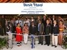 Dusit International und der Präsident der Malediven feiern die offizielle Eröffnung des Dusit Thani Maldives