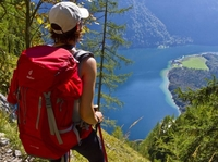 Almen, Achen und alpine Aussichtslogen: Herbstwandern im Berchtesgadener Land