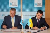 Innere Sicherheit: 20 Jahre Zusammenarbeit zwischen Bayern und der Ukraine
