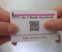 Satzweiss.com auf der Frankfurter Buchmesse 2012