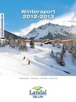 Winterurlaub im Ferienpark: Neue Landal Ski Life-Broschüre