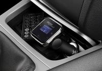 auvisio 3in1-MP3-Player mit FM-Transmitter & Kfz-Ladegeraet