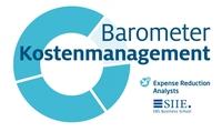 Barometer Kostenmanagement: Öffentliche Hand hat deutlichen Nachholbedarf beim Thema Kostenmanagement