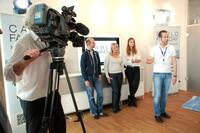 Fernsehwerbung über Hypnose bei n-tv von CARLO FARADAY