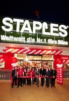 Staples eröffnet Büro-Fachmarkt in Hanau