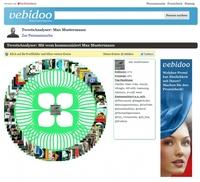 Der vebidoo TweetsAnalyser untersucht das Kommunikationsverhalten von Twitter-Nutzern