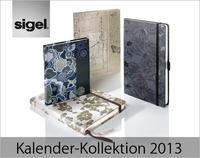 CONCEPTUM® Kalender 2013 - die neue Kollektion: klassisch, designstark & individuell