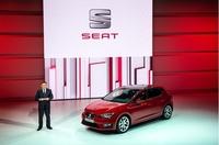 Weltpremiere für den neuen SEAT Leon