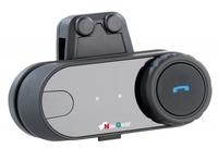 NavGear Universal-Bluetooth-Headset BTH-200 für Motorradhelme
