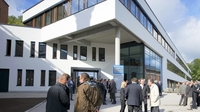 Campus Design der Hochschule Coburg eingeweiht