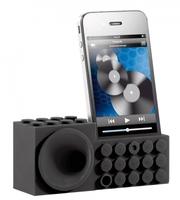 """Callstel Stromfreier Soundverstärker """"Baustein"""" für iPhone 3/3GS/4/4S"""