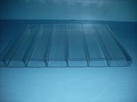 Doppelstegplatten schützen zuverlässig bei jeder Witterung