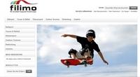 Eröffnung des Onlineshops für Kindersportartikel - filimo.de