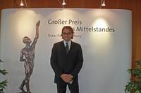 """Manhillen Drucktechnik GmbH bei Auszeichnungsgala für den """"Großen Preis des Mittelstandes 2012"""" vertreten"""