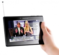 """TOUCHLET 7""""-Android-Tablet-PC """"X5.DVB-T"""" mit Multi-Touch, HDMI & GPS"""