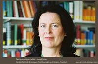 Rechtsanwältin Lübke-Ridder verstärkt Kanzlei Schmidt & Kollegen Rechtsanwälte, Notarin Frankfurt