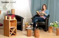 """Innovatives Möbelsystem """"Round"""" spart nachhaltig Ressourcen"""
