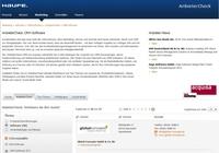 Neues Suchportal im Web - Haufe startet AnbieterCheck CRM