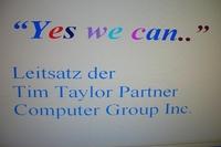 Yes we can - Die Erfolgsformel der TTPCG Dating Agency Inc.