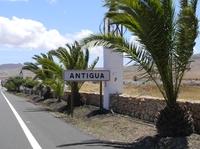Informationen zum Ort Antigua auf Fuerteventura online