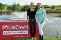 UniCredit Ladies German Open presented by Audi: Termin für 2013 steht fest - Zwei Clubmeisterinnen sind bereits qualifiziert
