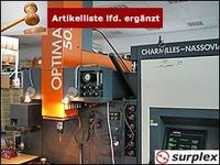 Surplex-Auktion Metall: Gebrauchtmaschinen alle 3 Wochen neu