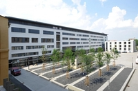 Feierliche Einweihung des Neubaus der Universität Bamberg durch KLAPPAN Gruppe