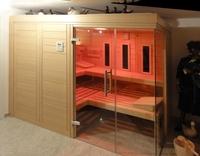 BEMBERG-Sauna, mit Schwung und Elan in die neue Zukunft