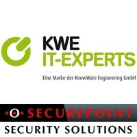 Treff-Punkt IT & Business Messe in Stuttgart mit KnowWare Engineering, Wortmann und Securepoint