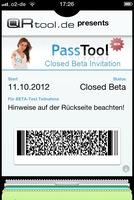 Erster deutscher Passbook®-Service PassTool.com startet in die ClosedBeta