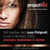Flirt-Trainer auf Projectflirt - in 14 Tagen zum Flirtprofi