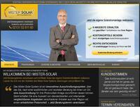 NEU: Anbieter für Photovoltaik-Ausschreibungen jetzt online unter mister-solar.de erreichbar