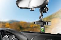 "NavGear Cockpit-Recorder mit 2 Kameras und TFT-Display ""MDV-1280.Twin"""