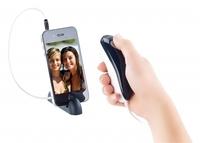 Callstel Kabel-Fernausloeser fuer die Kamera von iPhone & iPad