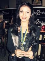 Sieg für Natalie Schönberger bei der Pole Dance Europameisterschaft