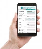 Medizinische Fortbildungen auf Smartphone und Tablet-PC planen - kongresse-medizin.de jetzt auch als mobile Version