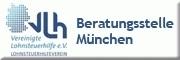 Vereinigte Lohnsteuerhilfe e.V.- BerStelle München informiert: