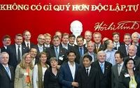 Asiens Boomregion heißt Vietnam  Deutscher Mittelstand hoch im Kurs
