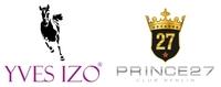 YVES IZO wird Hauptsponsor im PRINCE27 Club Berlin am Alex