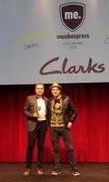 Clarks gewinnt Musikexpress Style Award 2012