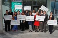 PSD Bank unterstützt Hilfe zur Selbsthilfe