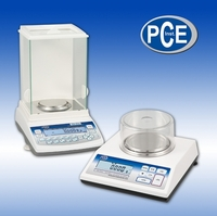 Recipe weighing with evidence - Analytical Scale