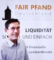 Fair Pfand Deutschland verstärkt sein Team: Alexander Finger für Kundenbetreuung und Vertrieb