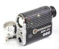 Leupold® GX-3i® Crystal Edition custom-made by dublisGolf, Golf Laser mit 387 Swarowski® Kristallen veredelt